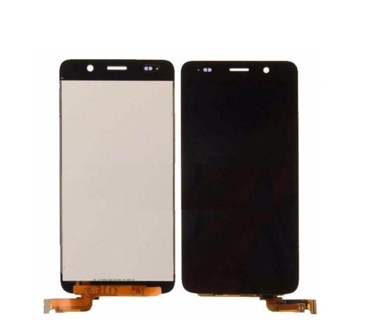 Lcd   Touch Screen   Lens Huawei Y6 Scl L03 Negro C  M